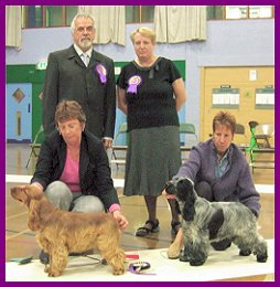 BMPIS Championship Show October 2005